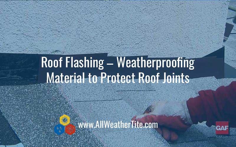 GAF Roof Flashing